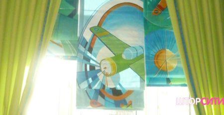 Какие шторы для детской выбрать? Ателье штор